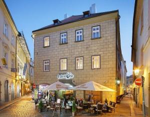 Hotel Savič, Praha