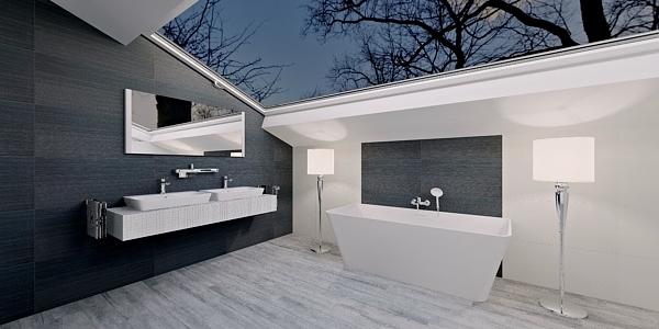 moderní koupelny Kladno, Praha